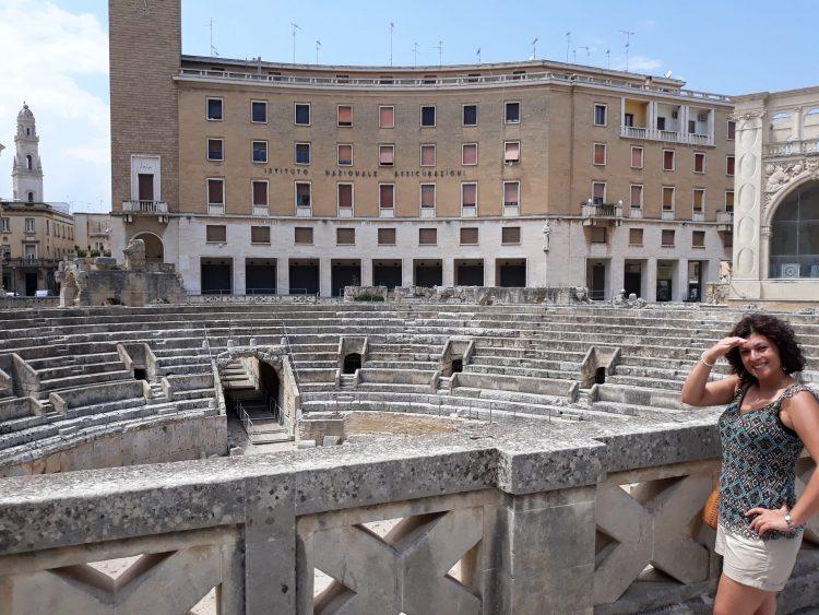 anfiteatro romano-lecce
