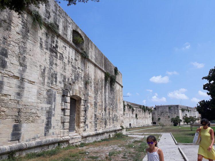 castello carlo V-lecce