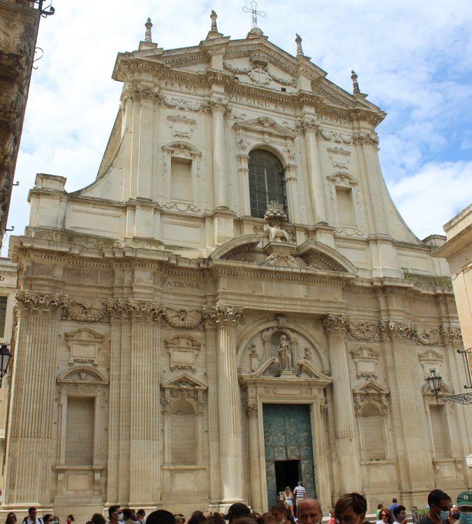 chiesa di sant'irene, lecce