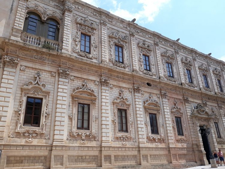 palazzo dei celestini-lecce
