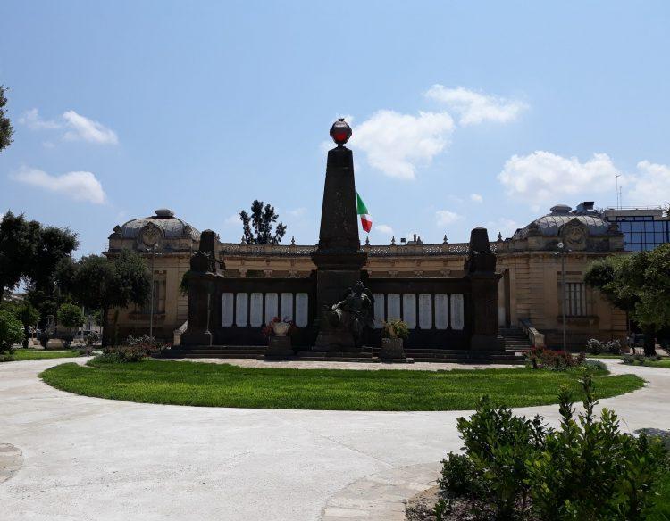 piazza italia-lecce