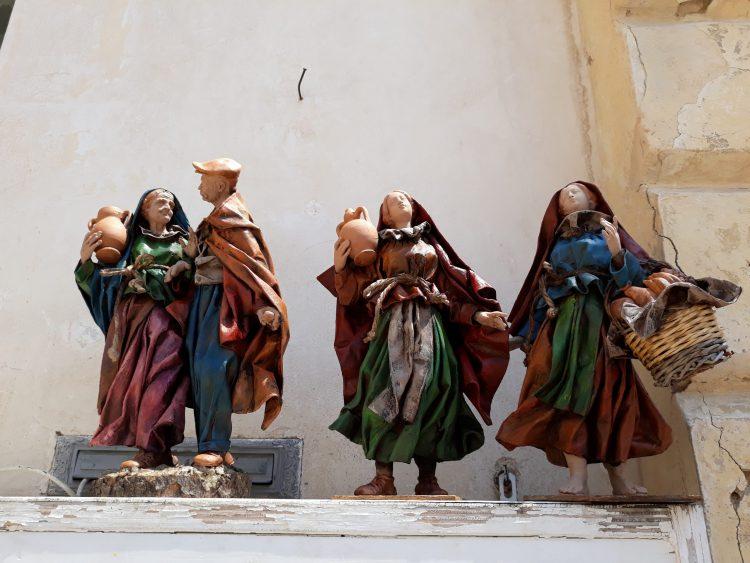 statue di cartapesta-lecce
