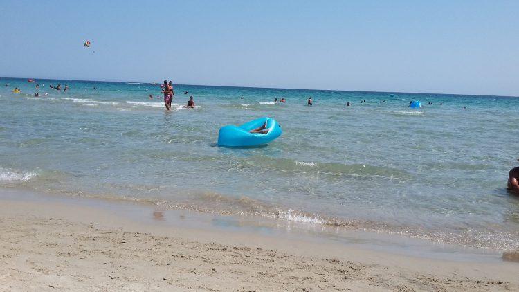 Spiaggia Alimini, Salento - Puglia