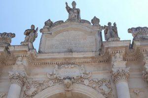 porta rudiae lecce- cosa vedere a Lecce in un giorno