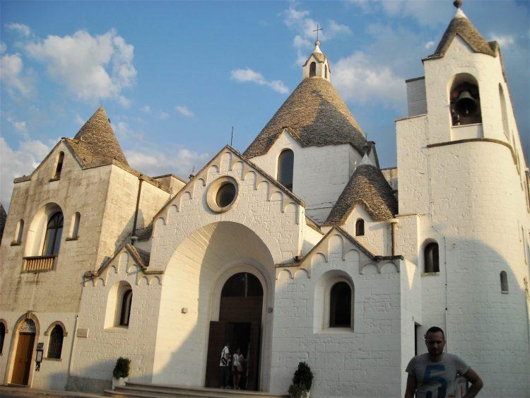 Chiesa di Sant'Antonio a trullo - Alberobello