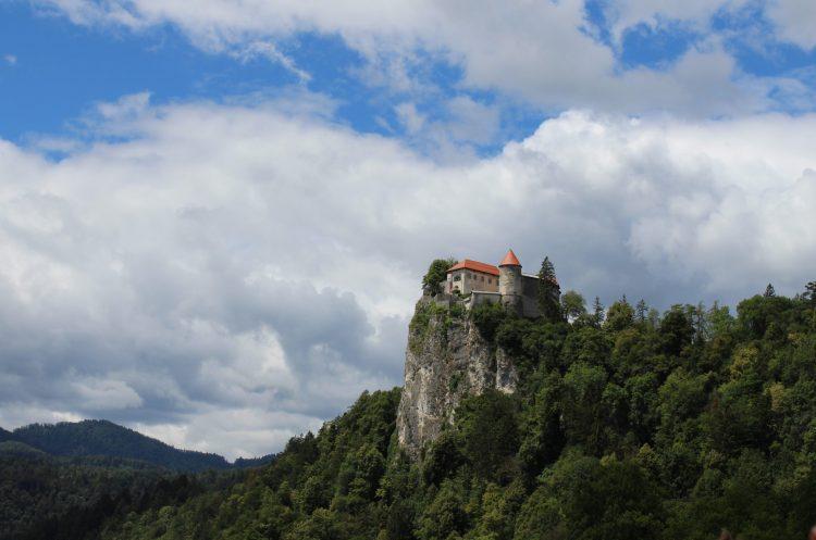 Castello di bled-slovenia