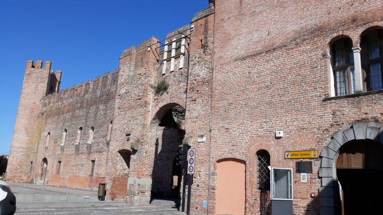 castello san zeno-montagnana