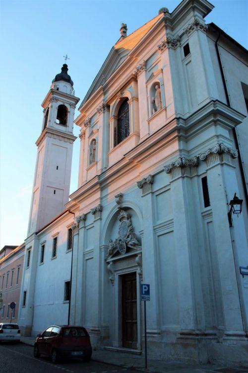chiesa di san benedetto-montagnana