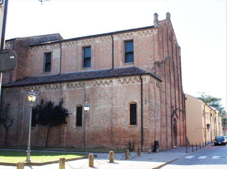 chiesa di san francesco-montagnana