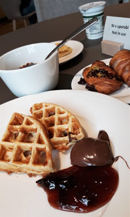 colazione hotel park