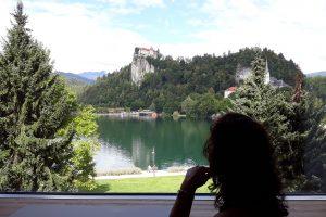 hotel park-dove dormire sul lago di bled