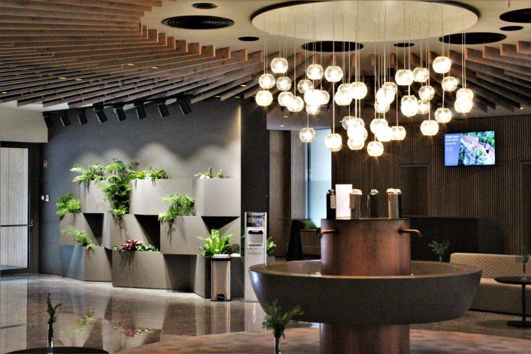 hotel park-hall