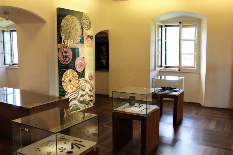museo del castello di bled
