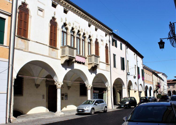 palazzo magnavin foratti-montagnana