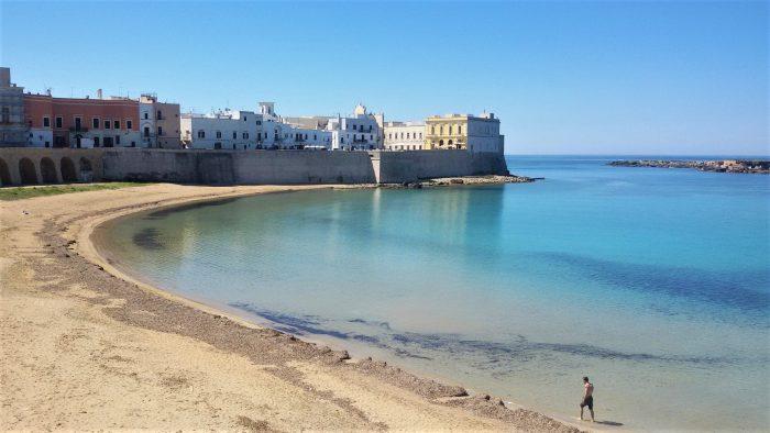 Cartina Puglia Localita Turistiche.Le Migliori Spiagge Del Salento Ionico Mappa Souvenir Di Viaggio