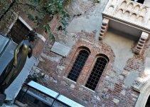 verona in due giorni-itinerariro-balcone di giulietta