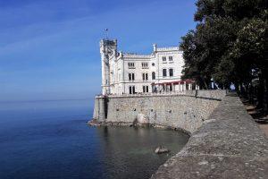 Castello di Miramare-Trieste
