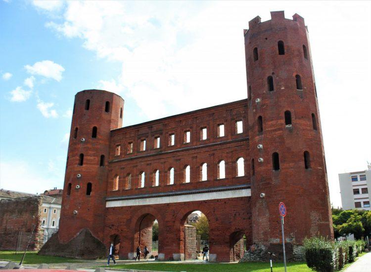Porta Palatina, Torino