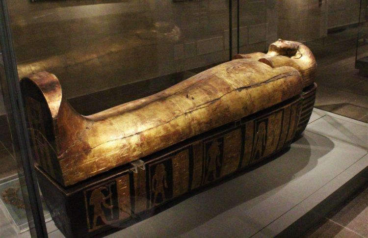 sarcofago di merit-museo egizio di torino