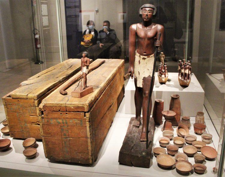 tomba di ini-museo egizio di torino