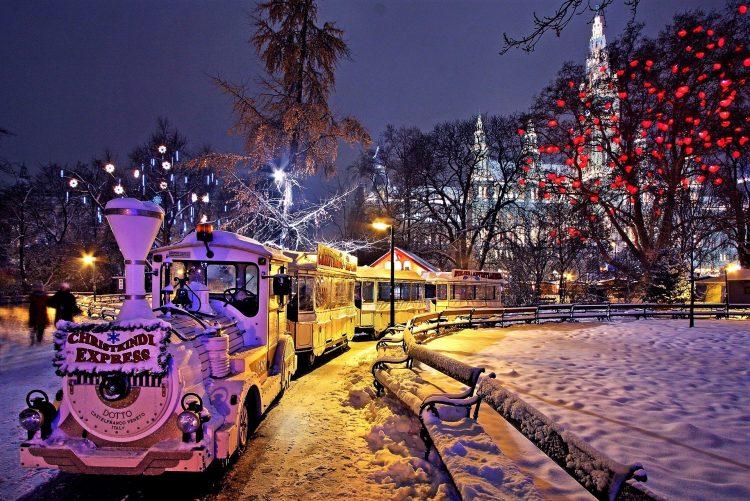 Natale in Austria- Vienna
