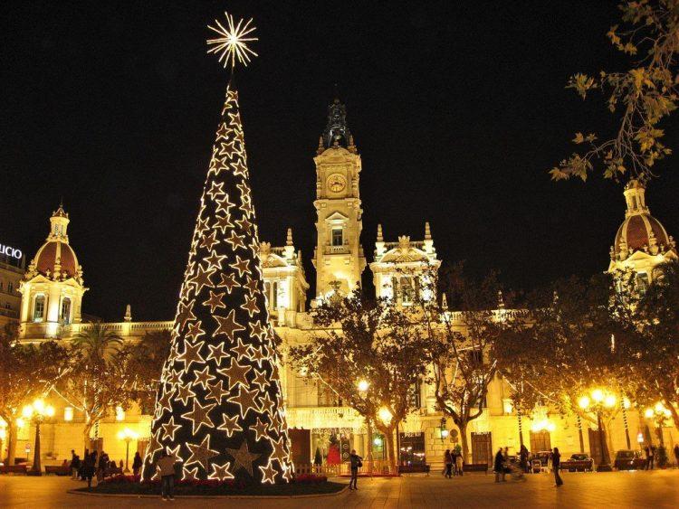 Natale in Spagna- Valencia