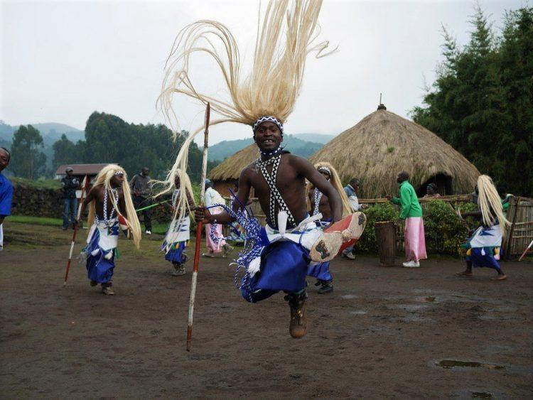 balli africani-natale in sudafrica